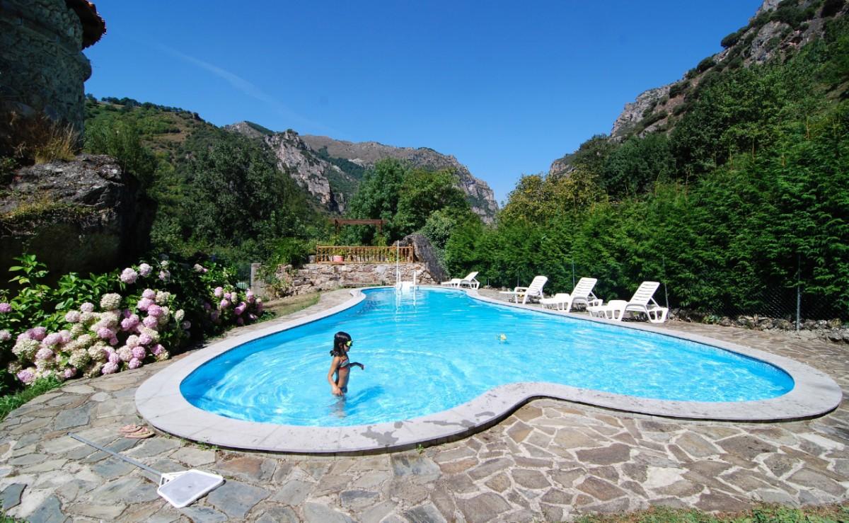 Walking in spirit retreat asturias spain alternatives for Casa rural catalunya piscina
