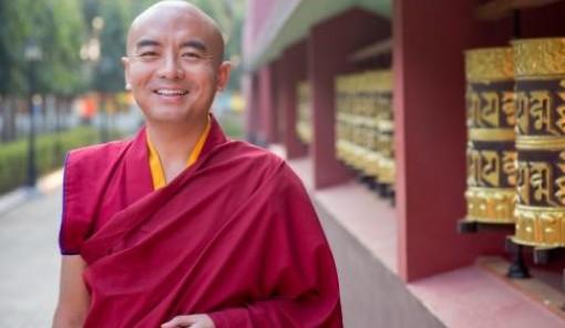 Yongey Mingyur Rinpoche's picture
